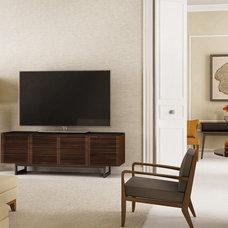 Modern Living Room by BDI Furniture