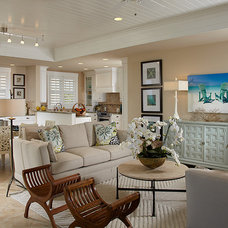 Traditional Living Room by Freestyle Interiors
