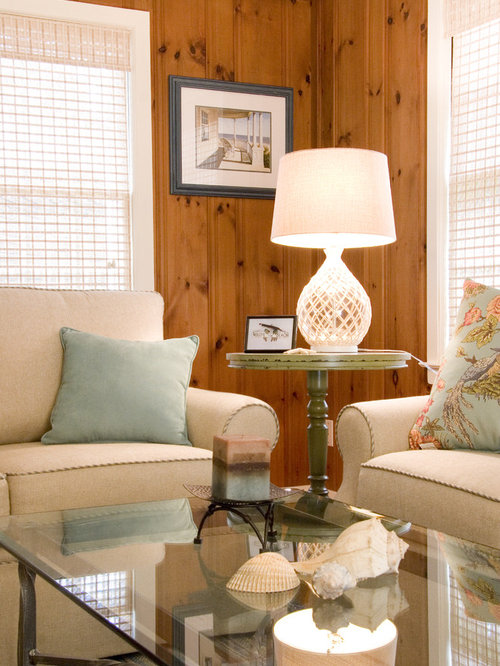 Knotty pine paneling ideas pictures remodel and decor for Painting designs on walls for living room