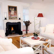 Traditional Living Room by Malcolm Duffin Design