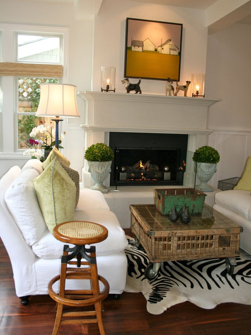 Over The Mantle Decorating Ideas Houzz