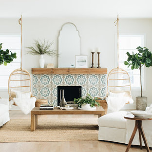 75 Most Popular White Living Room Design Ideas For 2019 Stylish
