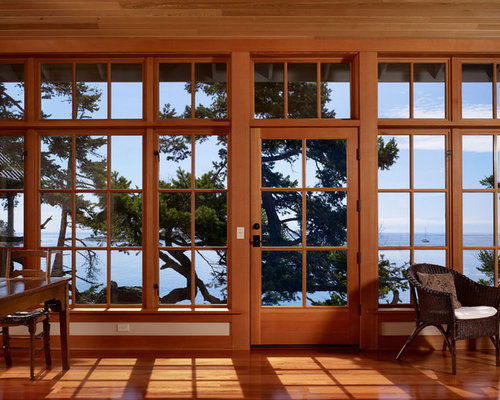 Large Sunroom Windows Home Design Ideas Pictures Remodel