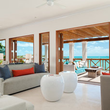 Beach Style Living Room Beach Style Living Room