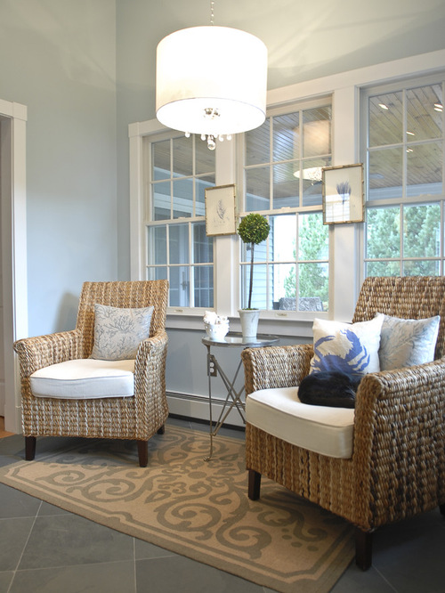 Pottery Barn Seagrass Chairs Houzz