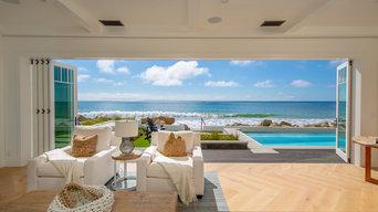 Beachfront Bi-Fold Doors & Windows for Indoor-Outdoor Living