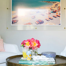 Beach Style Living Room by Studio McGee