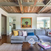 Industrial Chic and a Hint of Silly in an Atlanta Family Room