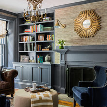 Houzz Tour: Historic Charm in a Beacon Hill Beauty