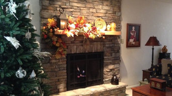 Beautiful Gas Fire Place in Uniontown, PA