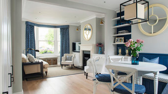 Beautiful Terraced House Renovation in Chiswick