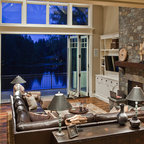 beaver lake retreat by design guild homes - Design Guild Homes