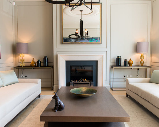 Living Room Console Tables Houzz