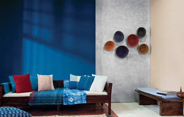 Living Room by Asian Paints