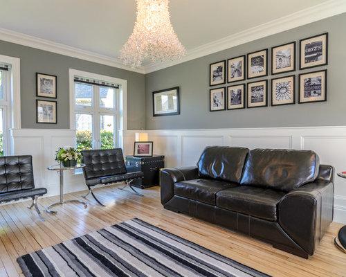 Wall Panels Living Room Design Ideas Renovations Photos