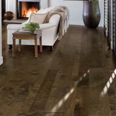 Rustic Living Room by Northcutts Wholesale Carpet, Tile & Hardwood