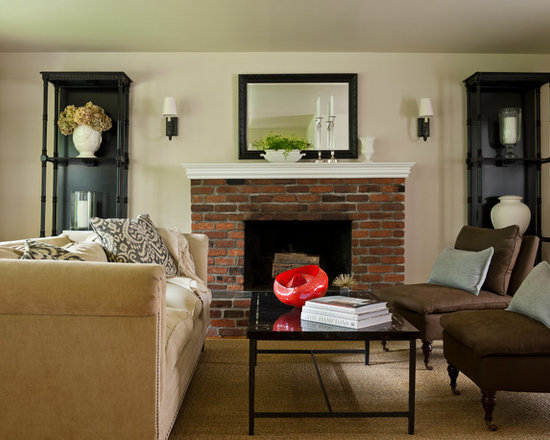 Living Room With Brick Fireplace pictures of living rooms with red brick fireplaces best 20+ red