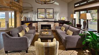 Benicia Complete Living Room