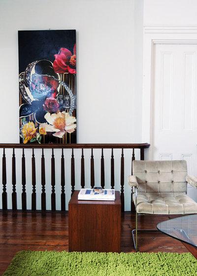 Eclectic Living Room by Gavin Benjamin