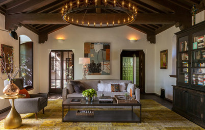 Room of the Day: Berkeley Living Room Builds on History and Style