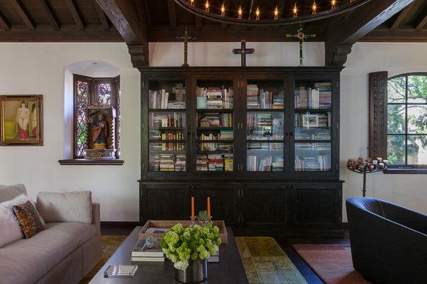 Mediterranean Living Room by Kathryn MacDonald Photography & Web Marketing