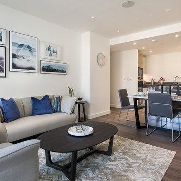 Berkeley Homes: Goodman's Fields One Bedroom Apartment