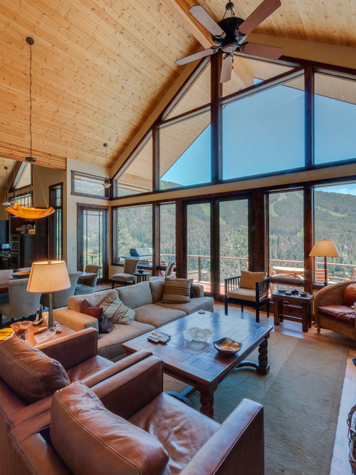 Great Room Windows Home Design Ideas, Pictures, Remodel ...
