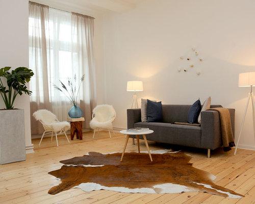 wohnideen f r skandinavische wohnzimmer ideen design houzz. Black Bedroom Furniture Sets. Home Design Ideas