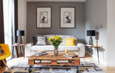 10 Tips for Clearing Clutter From Your Living Room