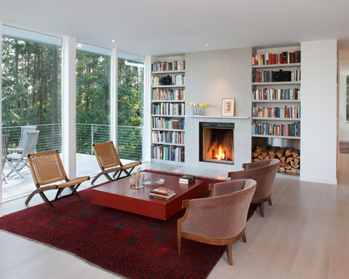Small Fireplace Houzz
