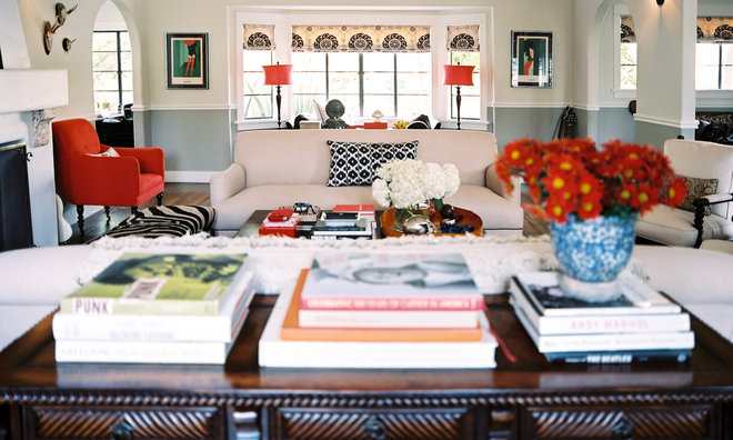 contemporary living room by betsy burnham