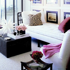 Contemporary Living Room Better Homes and Gardens