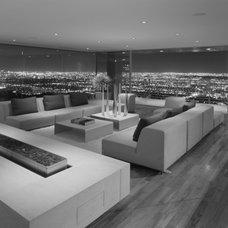 Modern Living Room by spfa.com