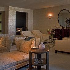 Modern Living Room by Arcform Design Associates, Inc