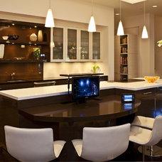 Contemporary Living Room by VIA - DSI