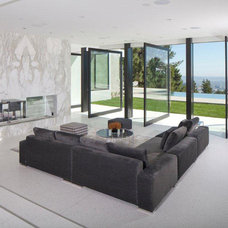 Modern Living Room by Euroconcepts