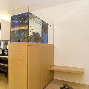 Living room - modern living room idea in Hong Kong