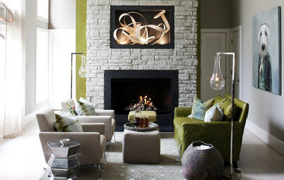 Houzz Tour: Boutique Hotel Style Reigns in Raleigh