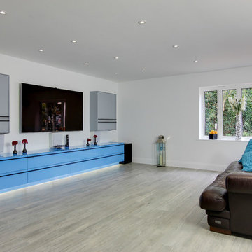 Bibliotheque Project - Modern Country Home, Herts