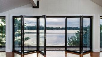 bifold windows and doors