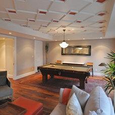 Contemporary Living Room by Sven Lavine Architecture