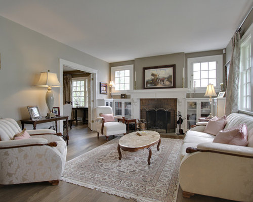Living room paint schemes home design ideas pictures - Traditional living room paint colors ...