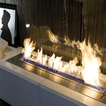 bio ethanol fireplace insert
