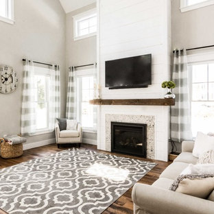 18 Life Changing Farmhouse Living Room Remodel Ideas Houzz