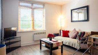 Birmingham City Centre Apartment Photography