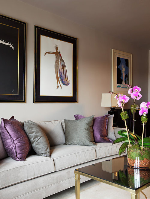 Purple Grey Ideas, Pictures, Remodel And Decor