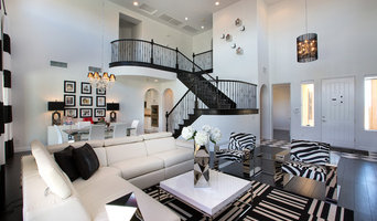 Black & White Home Project