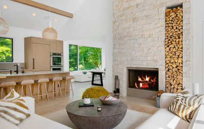 Before and After: Six Dramatic Fireplace Makeovers