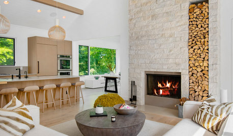 Before and After: 6 Dramatic Fireplace Makeovers