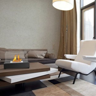 Black Tower Tabletop Fireplace